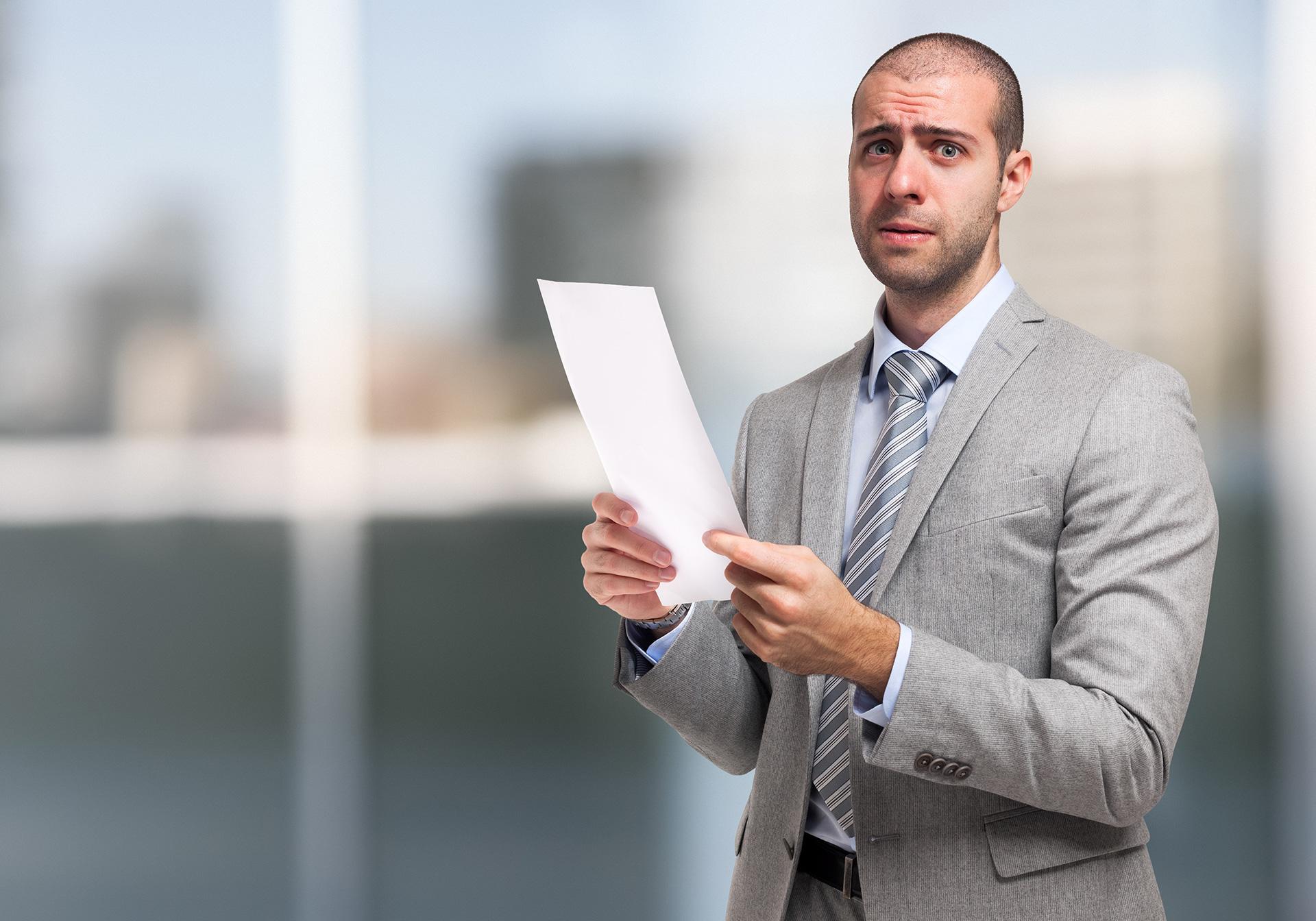 De huurder van uw bedrijfspand betaalt de huur niet?